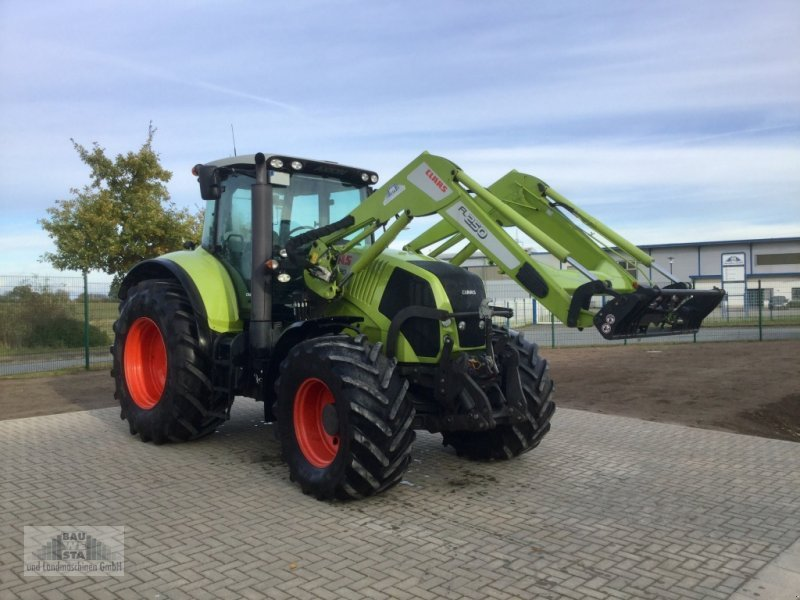 Фотография CLAAS Axion 820 C-MATIC