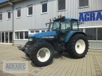 Traktor des Typs New Holland TM 165 в Salching bei Straubing