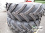 Rad des Typs Michelin IF650/85 R38 в Lage