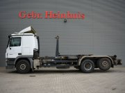 Sonstige Mercedes Benz Actros 2546 6x2 Meiller 20 Tons Hooklift! Abrollcontainer