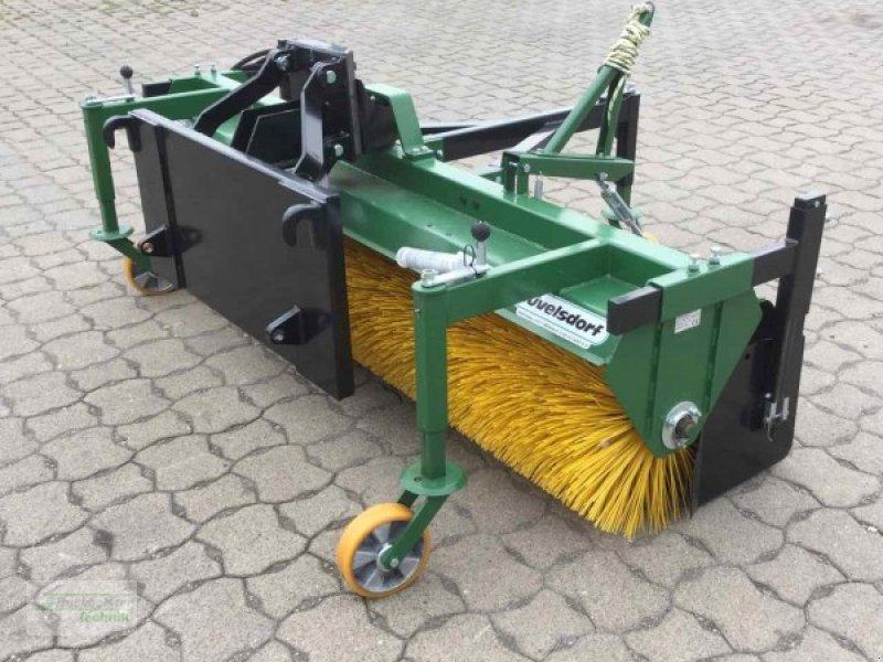 Düvelsdorf düvelsdorf kehrmaschine dke 2 25 m подметальная машина 31840 hess
